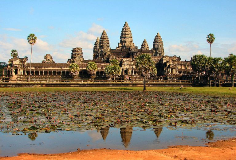 Angkor-Wat-in-Siem-Reap-Cambodia