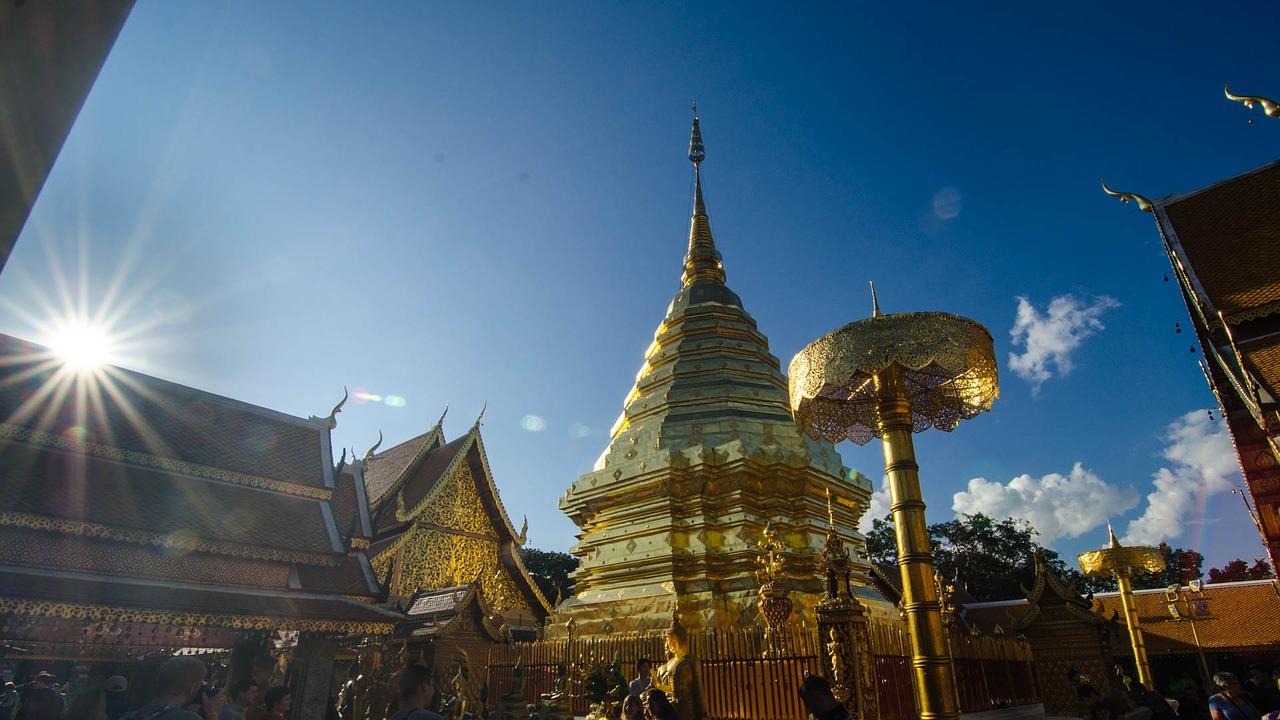 Doi Suthep Chiang Mai Thailand