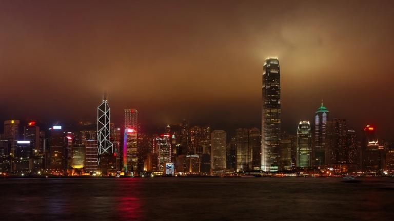 Victoria Harbour, Tsim Sha Tsui, Yau Tsim Mong, Hong Kong