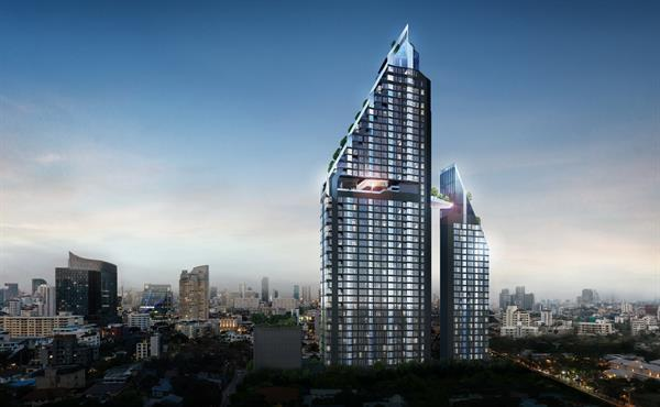 All Inspire Joint Venture Japanese Property Developers launched Impression Luxury Residence in Ekkamai
