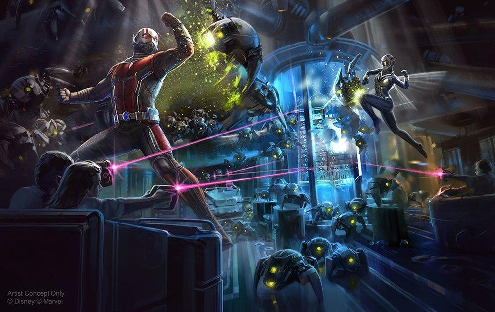 Ant-Man and The Wasp Hong Kong Disneyland Resort