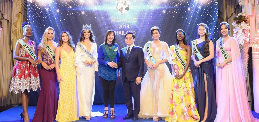 Miss World 2019 Thailand